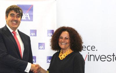 AXA y MyInvestor sellan una alianza por la que el neobanco distribuirá en exclusiva productos de la aseguradora