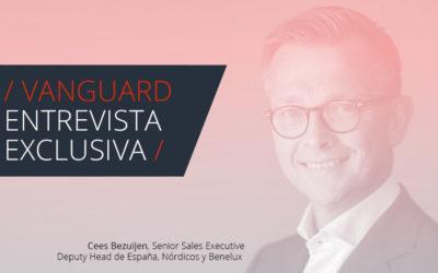 Entrevista exclusiva a Cees Bezuijen, deputy head para España, Benelux y países Nórdicos de Vanguard
