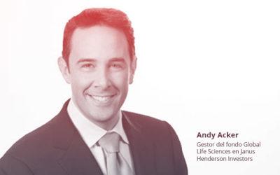 Acker, gestor de Janus Henderson: «Los inversores premian compañías de salud con investigaciones avanzadas contra el covid»