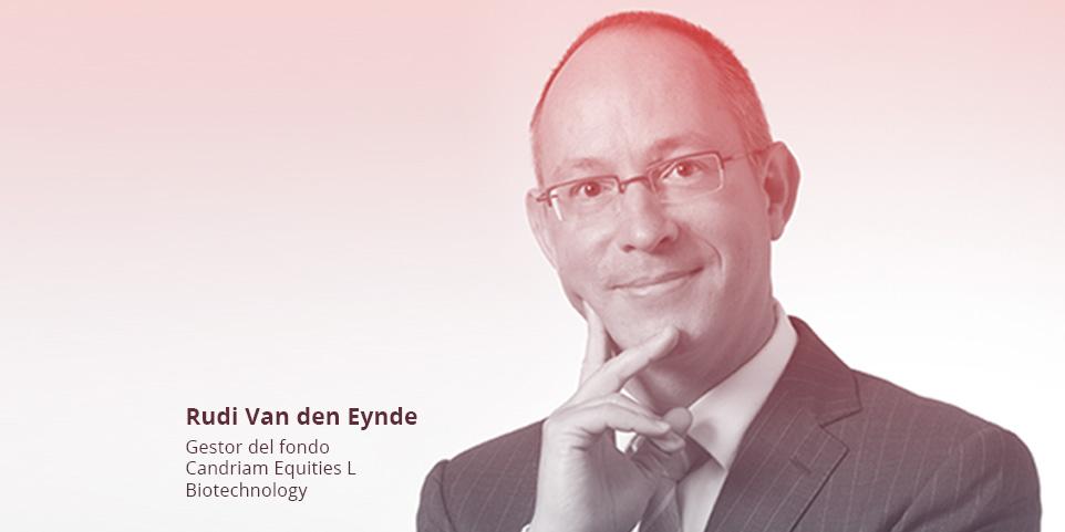 Van Den Eynde, gestor de Candriam: «Las compañías de salud están en mejor posición para afrontar la crisis»